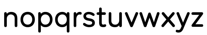Typ 1451 Medium Font LOWERCASE