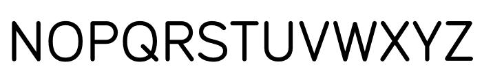 Typ 1451 Regular Font UPPERCASE
