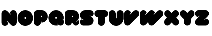 VAL Ultra Black Font UPPERCASE