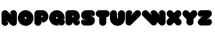 VAL Ultra Black Font LOWERCASE