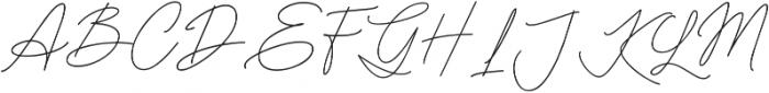 Oullifar otf (400) Font UPPERCASE