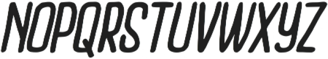 Outcast ttf (400) Font UPPERCASE