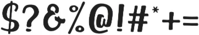 Outlander otf (400) Font OTHER CHARS