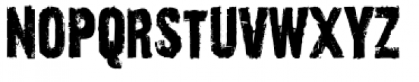 Outcast Pro Font LOWERCASE
