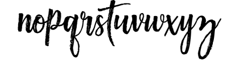 Ourstory Font Duo 2 Font LOWERCASE