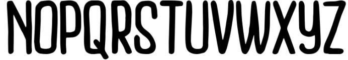 Outcast Motofont 1 Font UPPERCASE