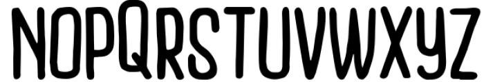 Outcast Motofont 1 Font LOWERCASE