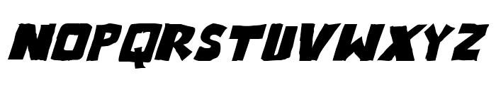 Outlander Italic Font LOWERCASE