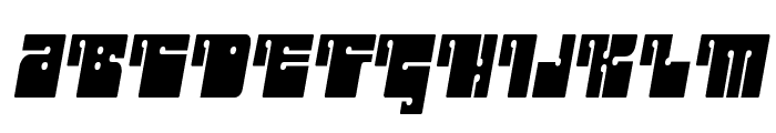 Outright-Regular Font UPPERCASE