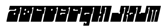 Outright Televism Font UPPERCASE