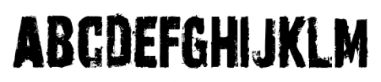 Outcast Pro Regular Font LOWERCASE