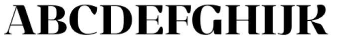 Ounce Headline Bold Font UPPERCASE