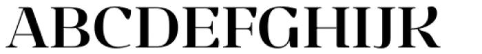 Ounce Headline Font UPPERCASE