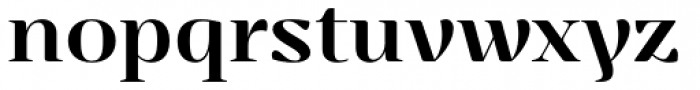 Ounce Headline Font LOWERCASE