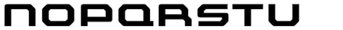 Outlander Nova Bold Font UPPERCASE