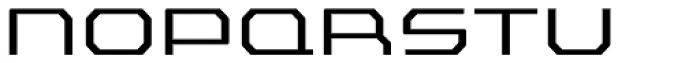 Outlander Nova Light Font UPPERCASE