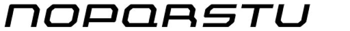 Outlander Nova Medium Italic Font UPPERCASE