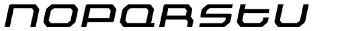 Outlander Nova Medium Italic Font LOWERCASE