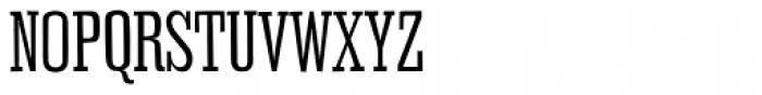 Outlaw Regular Font UPPERCASE