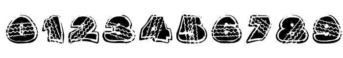 OverRide DSG Font OTHER CHARS