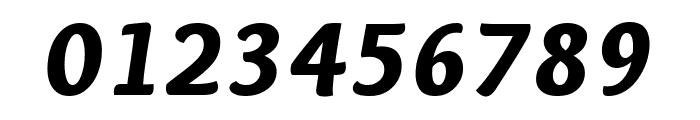 Overlock Black Italic Font OTHER CHARS