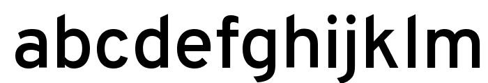 Overpass-Reg Font LOWERCASE