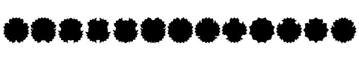 Ovulution I Membrane Font UPPERCASE