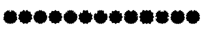 Ovulution I Membrane Font LOWERCASE