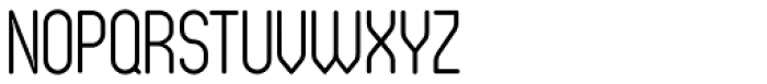 Oval Book Font UPPERCASE