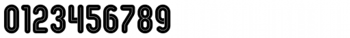 Oval Double Font OTHER CHARS