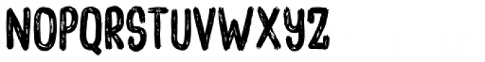 Overblik Regular Font UPPERCASE