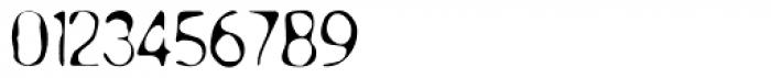Overprint ICG Light Font OTHER CHARS