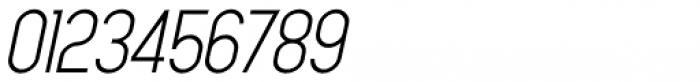 Oversimplified JNL Oblique Font OTHER CHARS