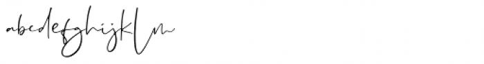 Ovetta Regular Font LOWERCASE