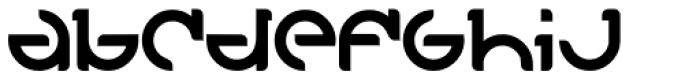 Ovhol Font UPPERCASE