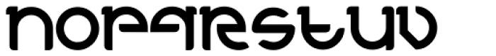 Ovhol Font LOWERCASE