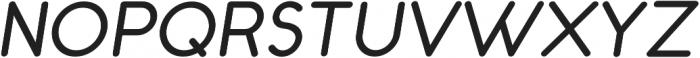 Owyne Bold Italic otf (700) Font UPPERCASE