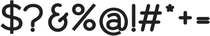 Owyne Bold otf (700) Font OTHER CHARS