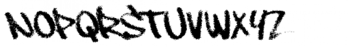 Owned Concrete Font LOWERCASE