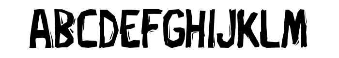 OXE OXE Font UPPERCASE