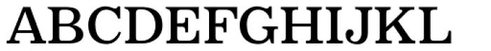 Oxtail OT Medium Font UPPERCASE