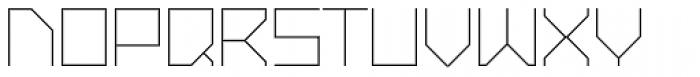 Oxygen Light Font UPPERCASE