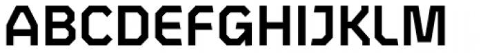 Oyko Bold Font UPPERCASE