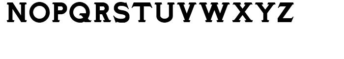 Ozymandias NF Solid Font LOWERCASE
