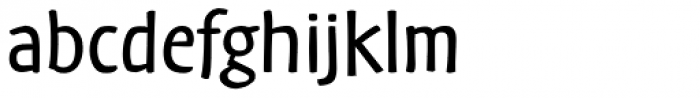 Oz Handicraft BT Wide SemiBold Font LOWERCASE