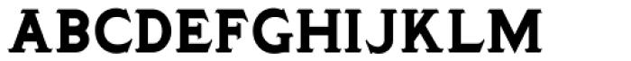 Ozymandias Solid NF Font LOWERCASE