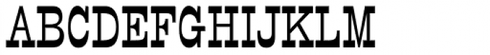 P.T. Barnum Font UPPERCASE