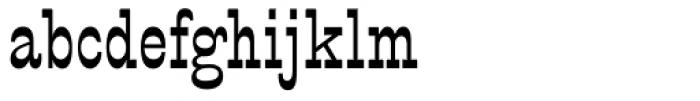 P.T. Barnum Font LOWERCASE