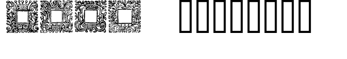 P22 Amelia Regular Font LOWERCASE