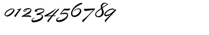 P22 Casual Script Alternate Font OTHER CHARS